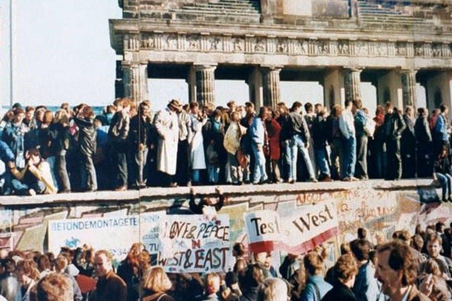 6 πράγματα που δεν ξέρατε για το Τείχος του Βερολίνου