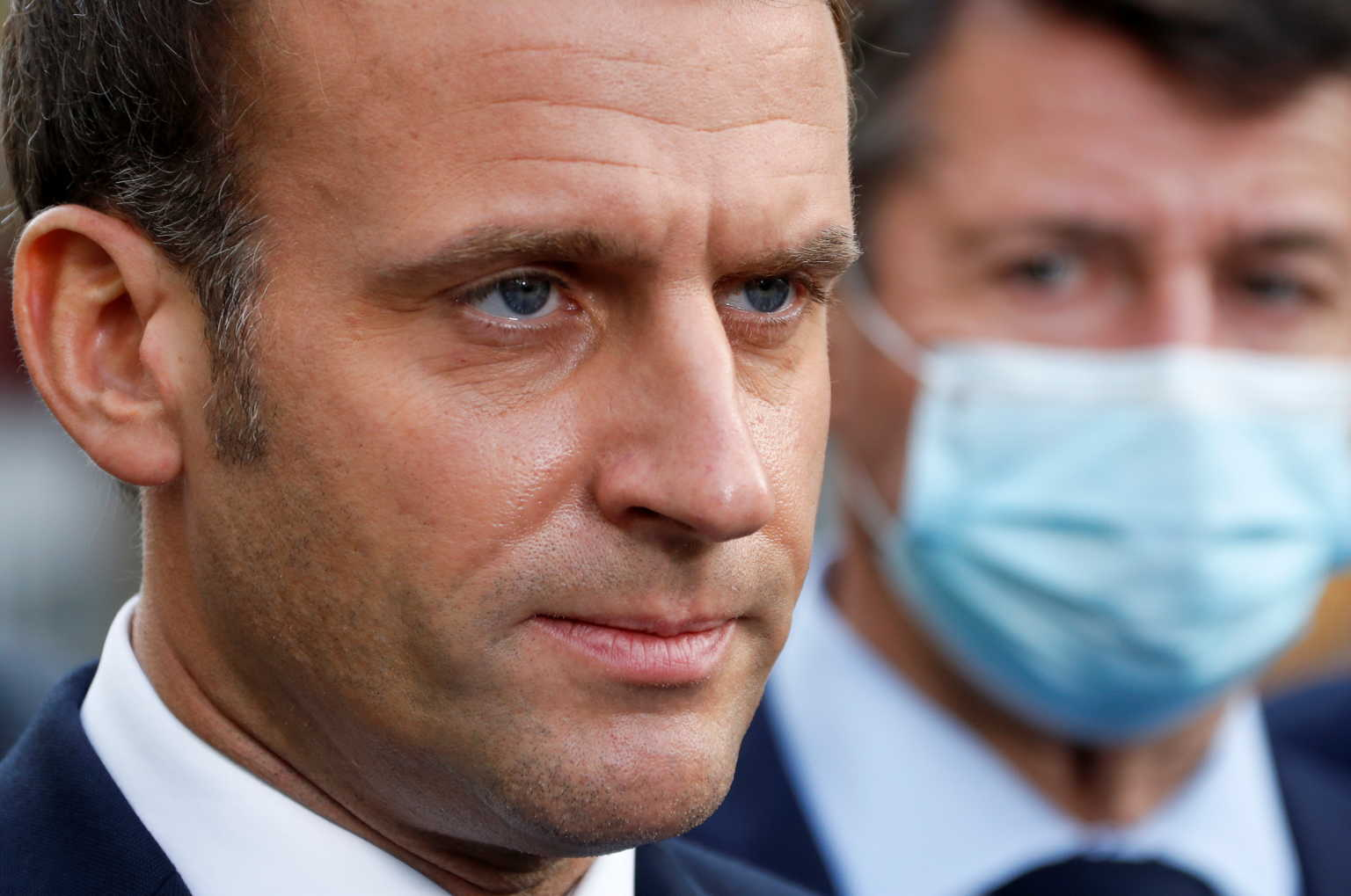 """Ερντογάν: """"Εύχομαι η Γαλλία να ξεφορτωθεί σύντομα τον… μπελά Μακρόν"""""""