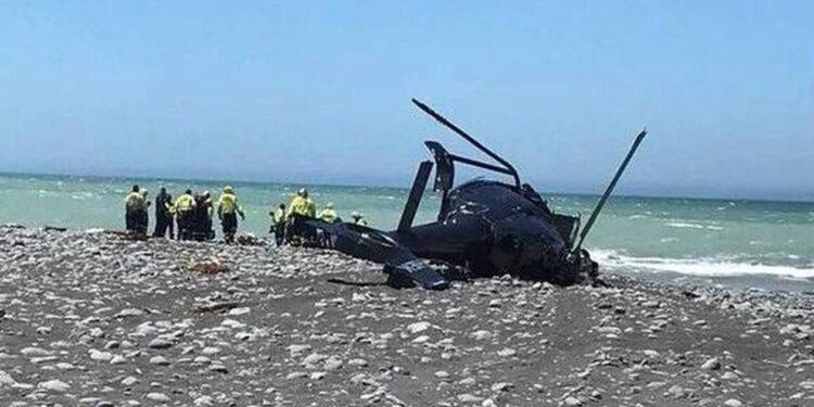Αεροπορική τραγωδία: Δυο νεκροί από πτώση ελικοπτέρου – 3 παιδιά σοβαρά τραυματισμένα