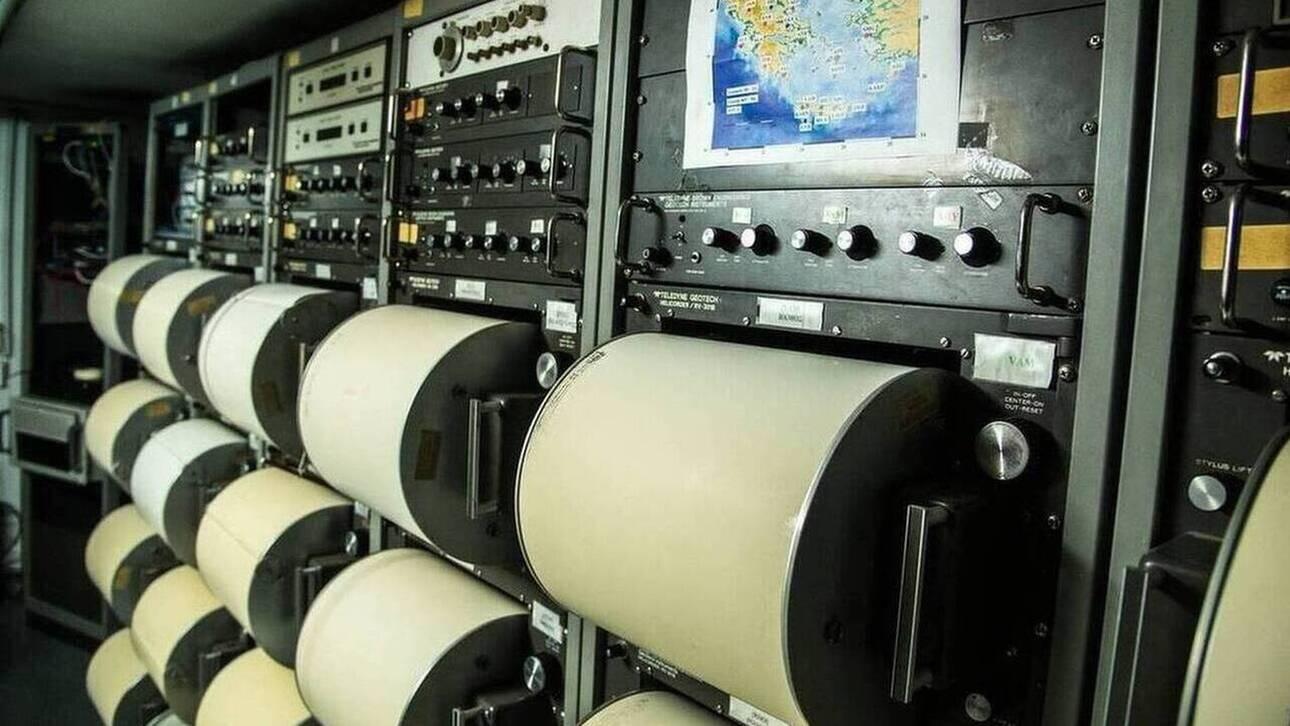 Σεισμός τώρα: Διπλή δόνηση 4,9 – 4,7 Ρίχτερ στη Ναύπακτο