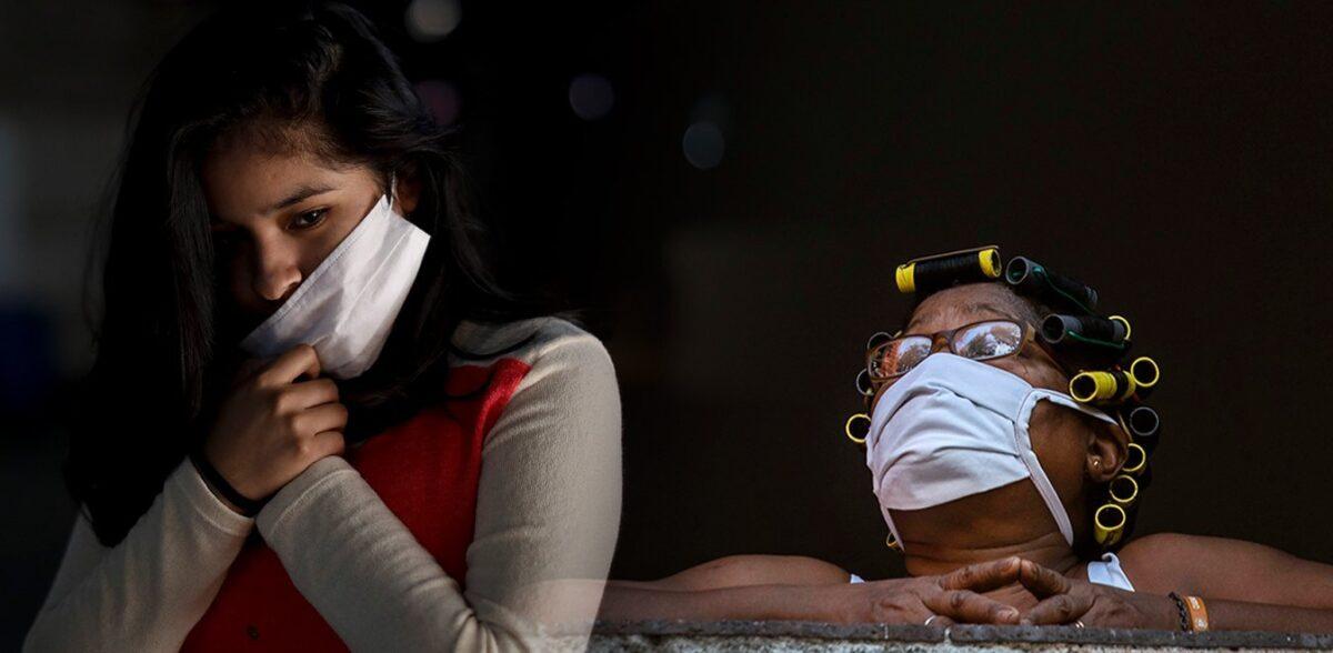 Κορονοϊός: Αυτές είναι οι νέες οδηγίες του ΠΟΥ για τη χρήση της μάσκας