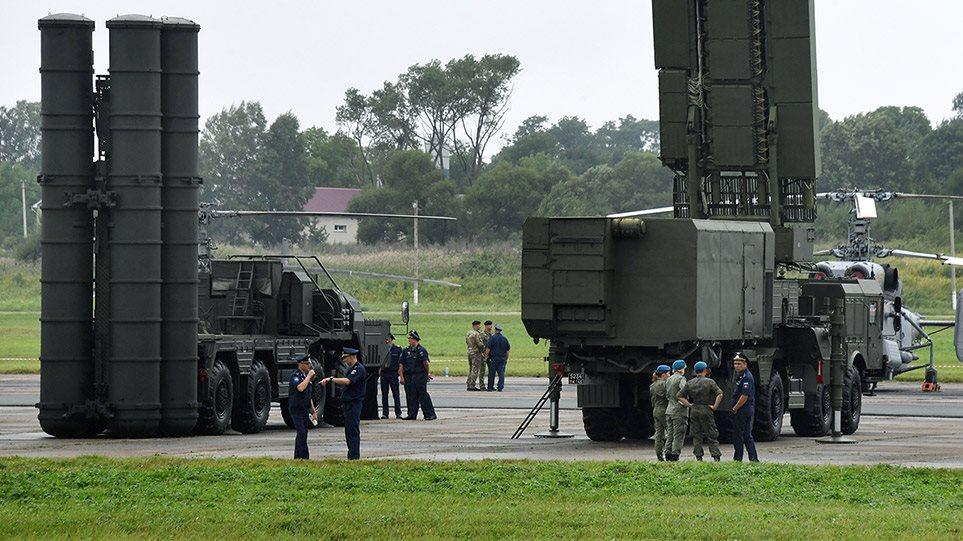 ΗΠΑ: Άμεσες κυρώσεις εναντίον της Τουρκίας για την απόκτηση των S-400