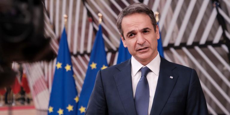 Σαφές μήνυμα Μητσοτάκη από Βρυξέλλες: Η ΕΕ να δείξει την αξιοπιστία της σε αυτά που έχουμε συμφωνήσει για την Τουρκία