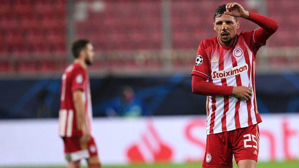 Champions League, Ολυμπιακός-Πόρτο 0-2: Έχασε αλλά συνεχίζει στο Europa League