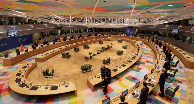 Σύνοδος Κορυφής : Κατέληξε σε συμφωνία για τις κυρώσεις κατά της Τουρκίας