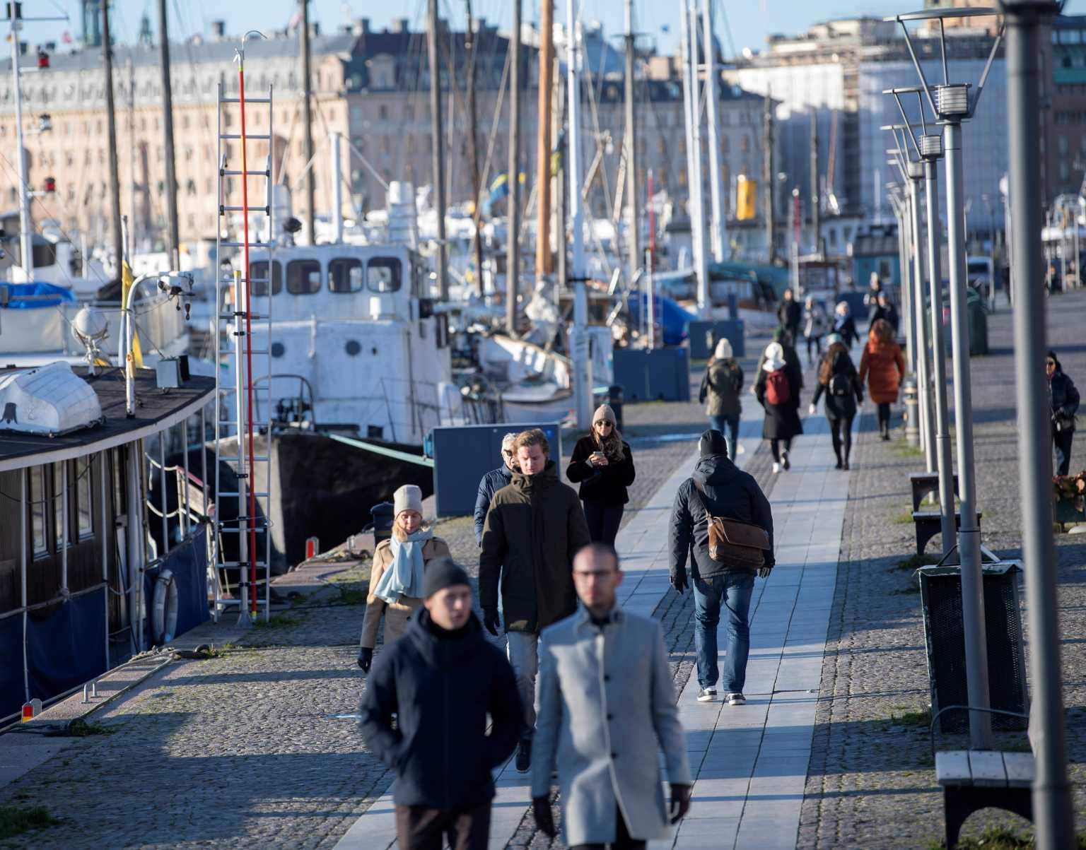 Σουηδία: Οι πολίτες ντρέπονται και πάσχουν από «coronaskam»
