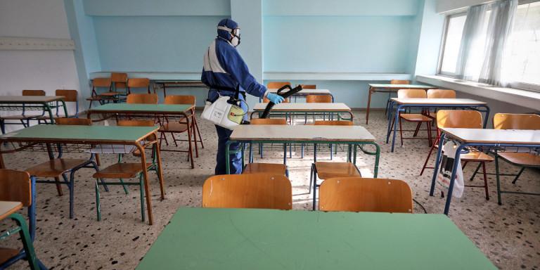 Κεραμέως: Στόχος να ανοίξουν τα σχολεία στις 8 Ιανουαρίου