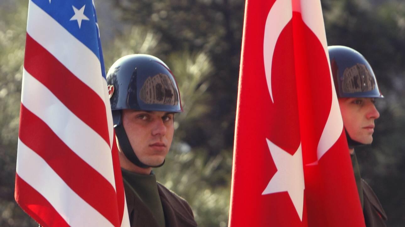 Οι ΗΠΑ διαμορφώνουν το πλαίσιο των σχέσεων της Δύσης με την Τουρκία