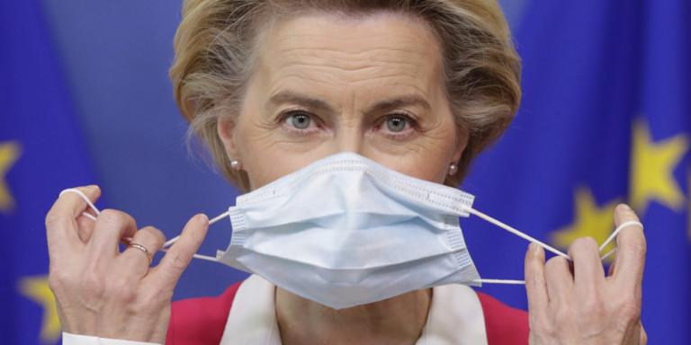 Φον ντερ Λάιεν: «Οι πρώτοι Ευρωπαίοι πιθανόν να εμβολιασθούν πριν το τέλος του 2020»