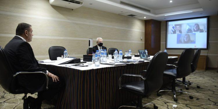 Παναγιωτόπουλος: Προασπίζουμε τα ευρωπαϊκά συμφέροντα ασφαλείας στην ανατολική Μεσόγειο