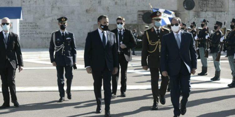 Παναγιωτόπουλος: Μεταβαίνει στην Αίγυπτο για σημαντικά τετ-α-τετ και για τη «ΜΕΔΟΥΣΑ 10» [pic]