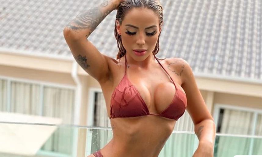 Η Βραζιλιάνα που διχάζει κόσμο με την εμφάνισή της, αλλά τους ενώνει με τις σέξι πόζες