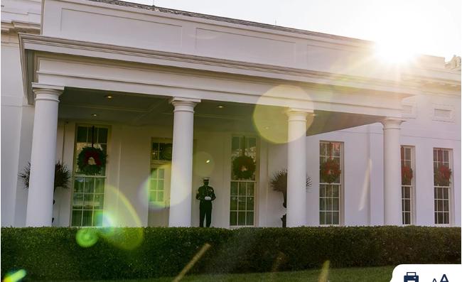 Τρία πράγματα που δεν γνωρίζατε για το Λευκό Οίκο: Φήμες ότι είναι στοιχειωμένος