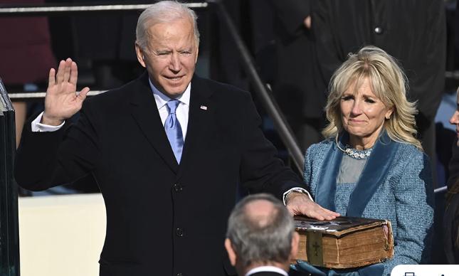 Ο Τζο Μπάιντεν ορκίστηκε 46ος πρόεδρος: «Αυτή είναι η νέα μέρα της Αμερικής, η μέρα της Δημοκρατίας»