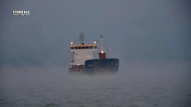 Κακοκαιρία «Λέανδρος»: Εντυπωσιακές εικόνες από τον θαλάσσιο καπνό – Πώς δημιουργείται