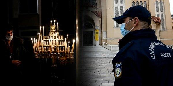 Εκκλησίες: Ανοίγουν από τη Δευτέρα – «Πράσινο φως» για μυστήρια, όλα τα μέτρα