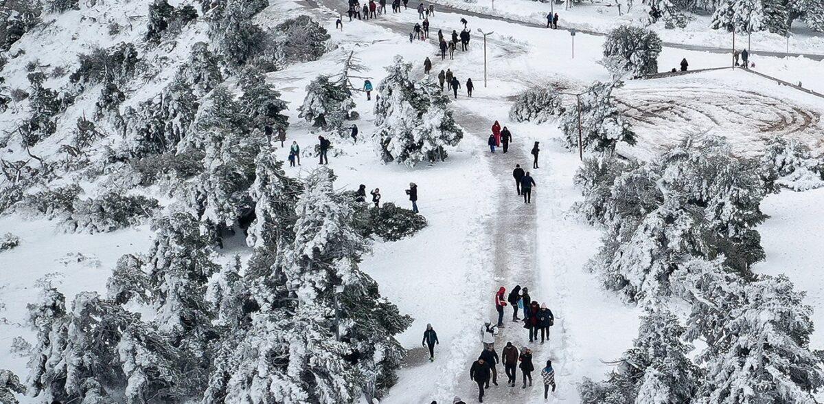 Αρναούτογλου: Επιδείνωση του καιρού με νέα ψυχρή εισβολή τις επόμενες μέρες