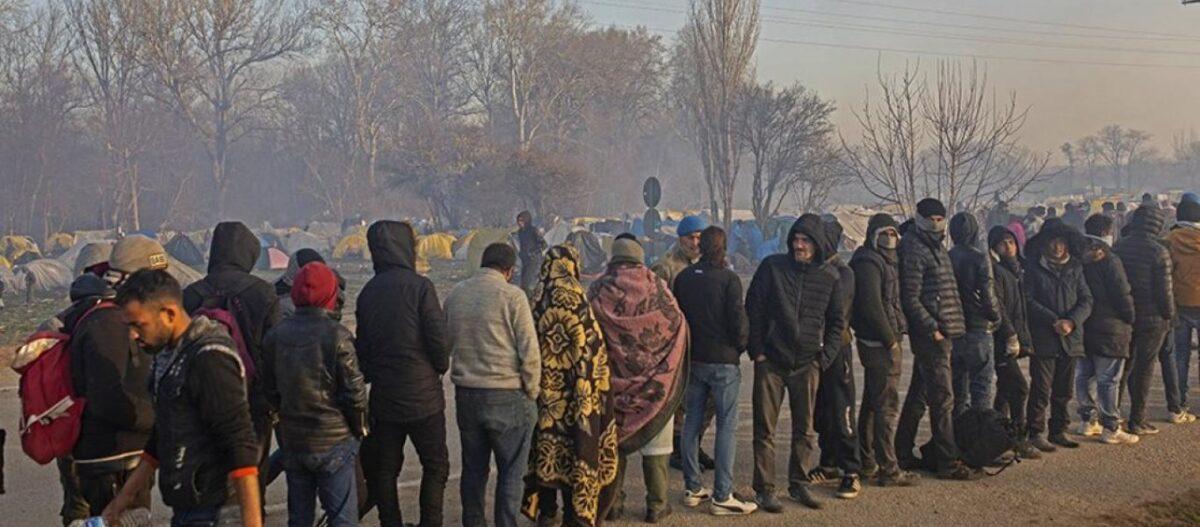 Αναστατωμένοι οι κάτοικοι στον Έβρο – Μεταφέρουν από άλλους νομούς παράνομους αλλοδαπούς για ταυτοποίηση στο Φυλάκιο