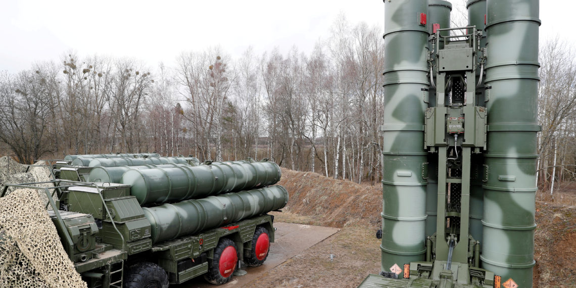 S-400: Η Άγκυρα ανακοίνωσε ότι οι ρωσικοί πύραυλοι είναι έτοιμοι προς χρήση