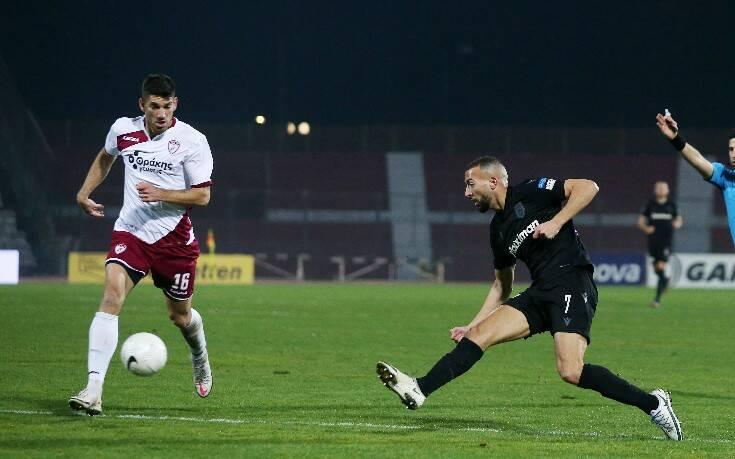 Με γκέλα μπήκε στο 2021 ο Παναθηναϊκός, 0-0 με τον Αστέρα στη Λεωφόρο