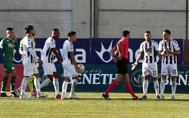 Απόλλων – Παναθηναϊκός: Μήνυση στους διαιτητές για εσκεμμένη αλλοίωση αποτελέσματος θα κάνει η ομάδα της Ριζούπολης