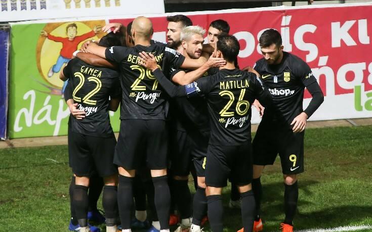 Αναμενόμενη νίκη για τον ΟΦΗ, 2-0 τη Λαμία στο Ηράκλειο