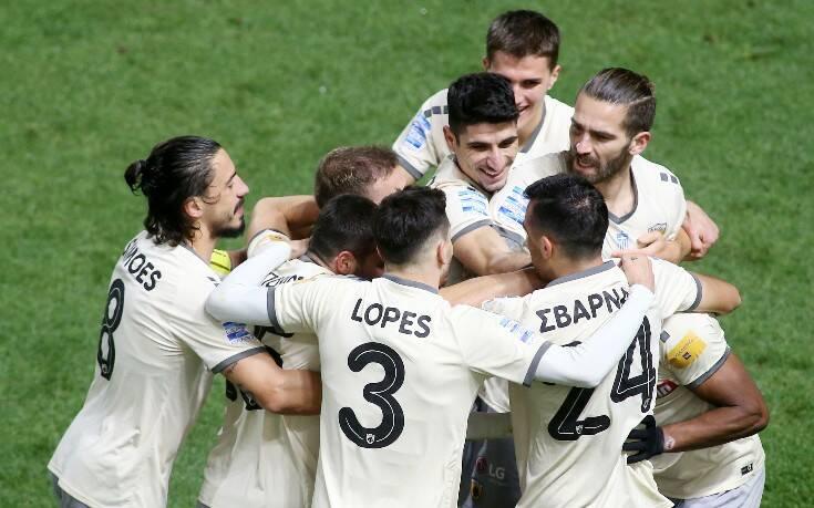 Άρης – ΑΕΚ 0-1: Τον νίκησε και τον έπιασε στη 2η θέση