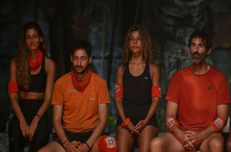 Survivor: Δεύτερος πιο δημοφιλής ο Γιώργος Κοψιδάς – Θα αποχωρούσε ο Πάνος Καλλίδης!