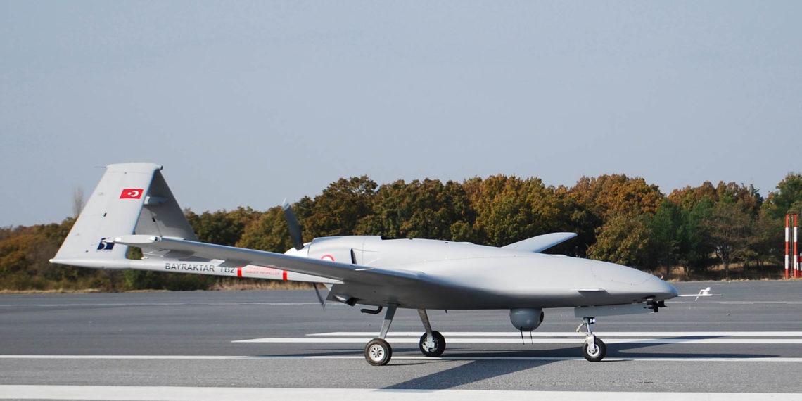 Βρετανική εταιρεία σταματά τις εξαγωγές εξαρτημάτων για drones στην Τουρκία γιατί χρησιμοποιήθηκαν στο Ναγκόρνο Καραμπάχ