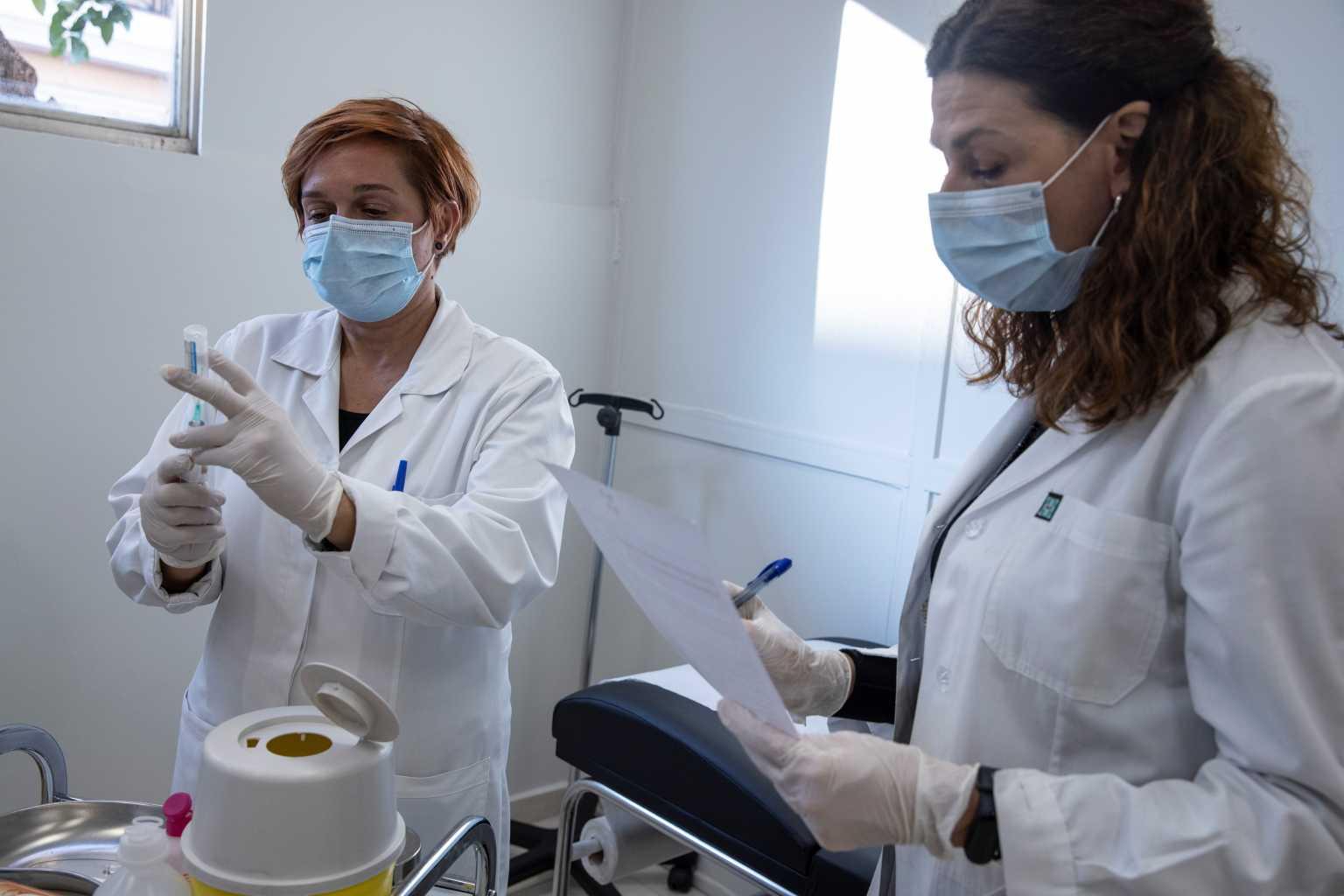 Εμβόλιο κορονοϊού: 44.080 το έκαναν ήδη, ποιοι παίρνουν σειρά από αύριο – Τι πρέπει να κάνετε