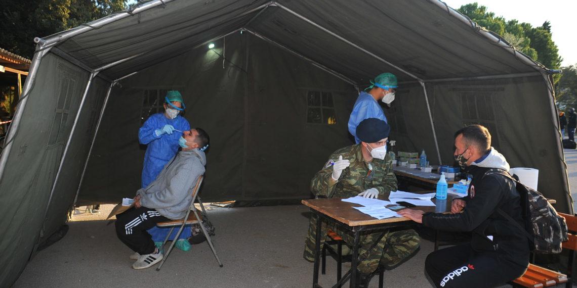 ΓΕΕΘΑ: Πως θα γίνει η κατάταξη Οπλιτών με την 2021 Α' ΕΣΣΟ στο πλαίσιο αντιμετώπισης κορονοϊού