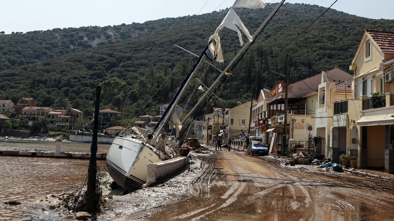 Ιανός: Ο ισχυρότερος μεσογειακός κυκλώνας από το 1969