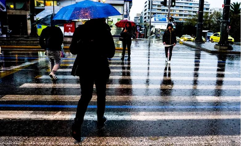 Επιστρέφει ο χειμώνας από την Τρίτη – Μεγάλη πτώση της θερμοκρασίας