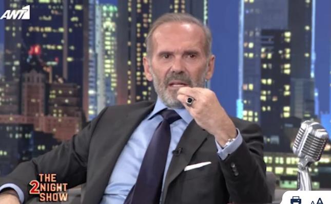 Πέτρος Κωστόπουλος: Έδωσα τα δυο σπίτια μου, τα λεφτά μου, λεηλάτησαν την εταιρεία μου
