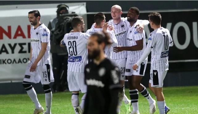 Περίπατος του ΠΑΟΚ στο Ηράκλειο, 3-0 τον ΟΦΗ και μπορούσε κι άλλα γκολ