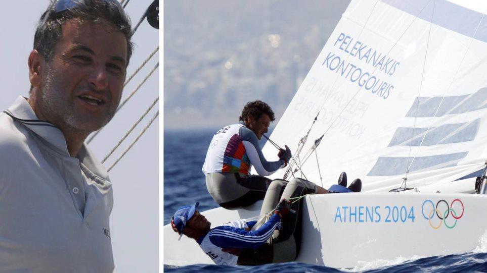 Κορωνοϊός - Πέθανε ο 58χρονος Ολυμπιονίκης Λεωνίδας Πελεκανάκης