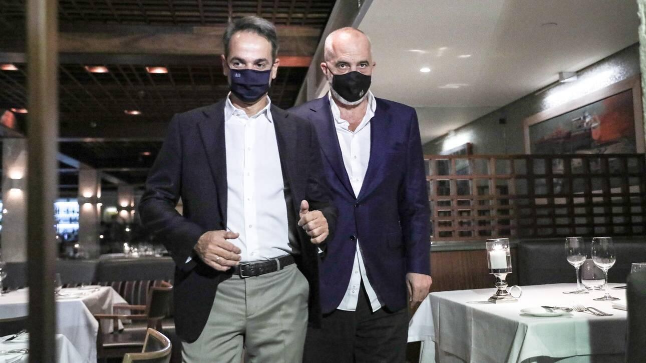 Στην Αθήνα ο Ράμα: Μονοθεματική παρουσιάζεται η ατζέντα των επαφών του