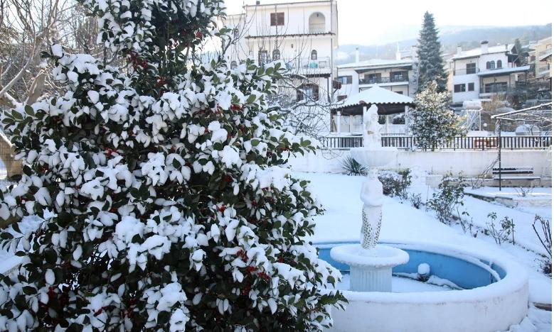 Χιονοπτώσεις και παγετό φέρνει το Σάββατο το 2ο κύμα της κακοκαιρίας «Λέανδρος»
