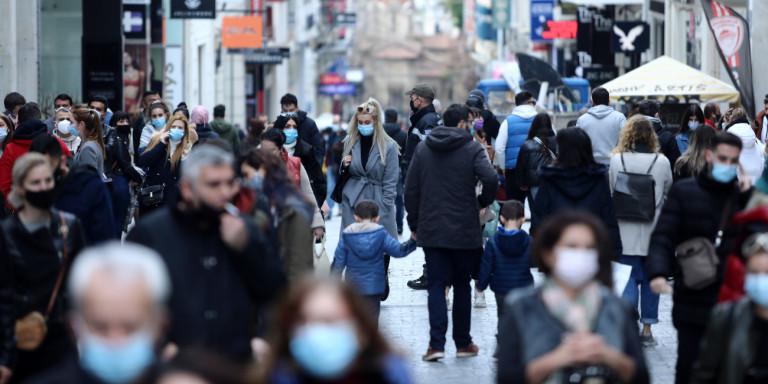 Σαρηγιάννης: Οι μεταλλάξεις αλλάζουν τον χάρτη – Μετά τα καταστήματα «κοκκινίζει» η Αττική