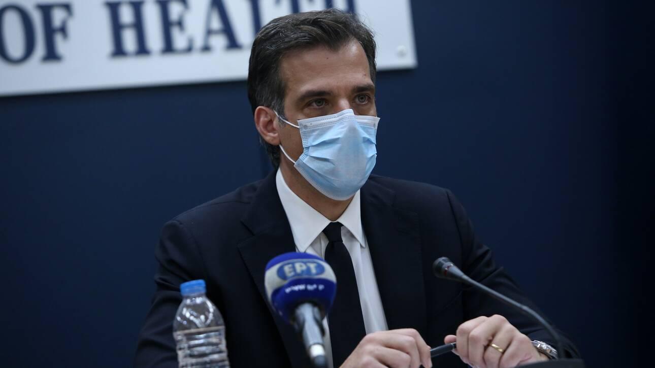 Πρόεδρος ΕΟΔΥ: Εξαιρετικά δύσκολο το επόμενο τρίμηνο – Στόχος να εμβολιαστούν οι 70+ έως τον Μάρτιο