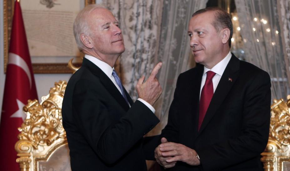Ο Μπάιντεν αγνόησε τον Ερντογάν – Το τηλεφώνημα που δεν έγινε ποτέ