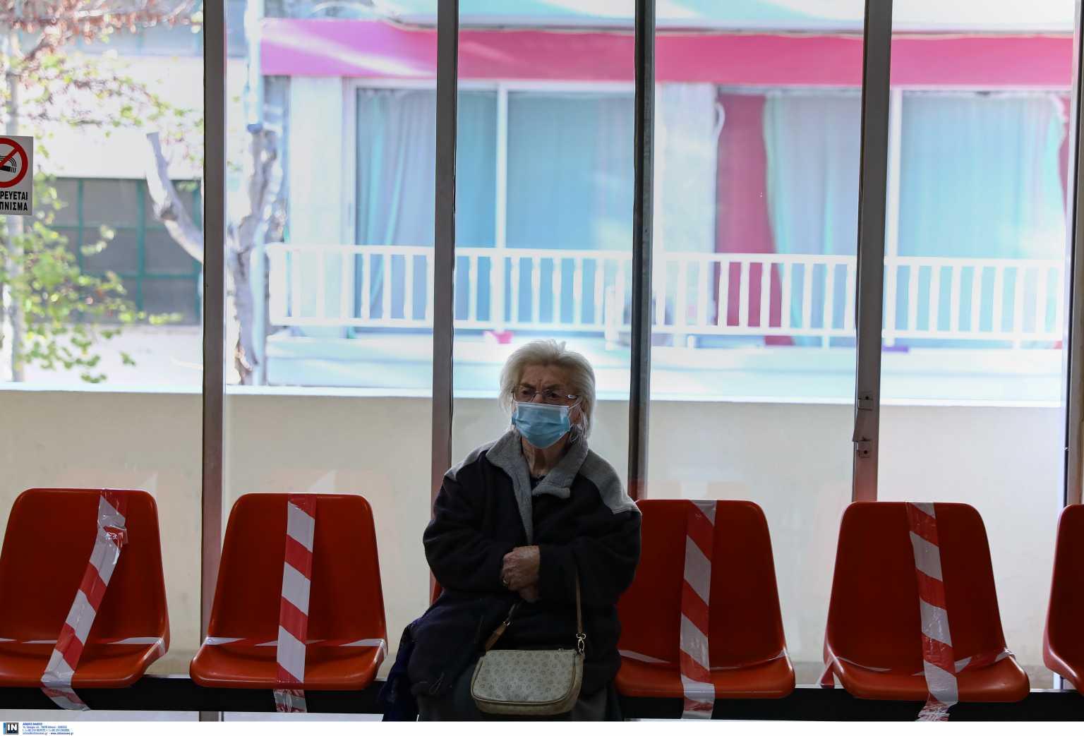 Με δυσκολίες ο εμβολιασμός στην επαρχία – Ηλικιωμένοι δεν προσέρχονται καθόλου στα ραντεβού
