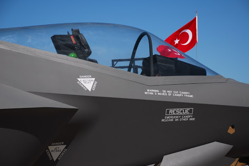 F-35: Ο Ερντογάν θέλει τα stealth μαχητικά και «ποντάρει» στην προεδρία Μπάιντεν