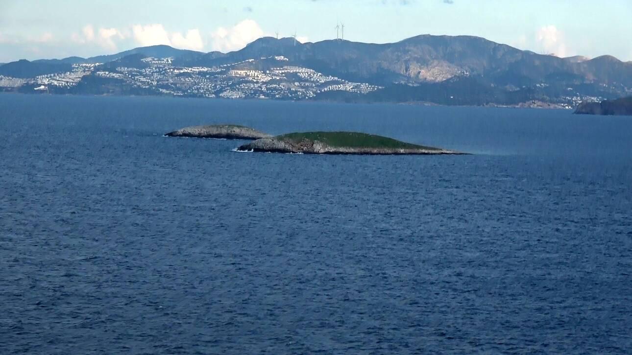 Λιμενικό για το επεισόδιο στα Ίμια: Τουρκικό σκάφος παρενόχλησε ελληνικό περιπολικό