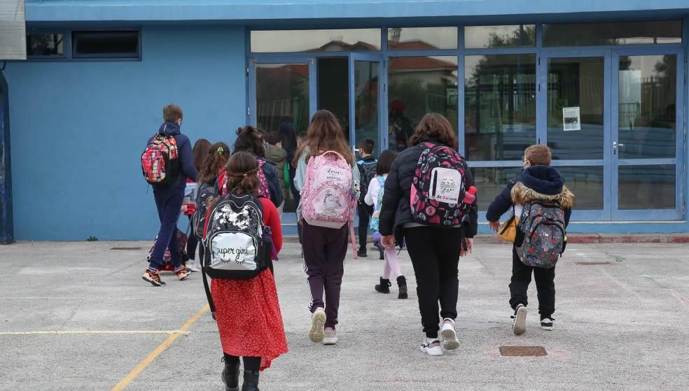 Σχολεία: Κλειστά τμήματα στην Κρήτη λόγω κορωνοϊού