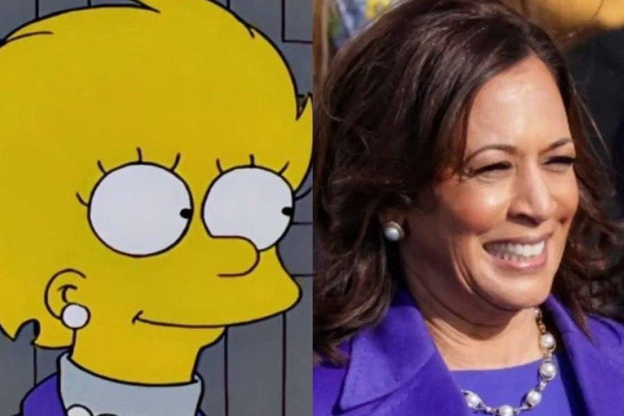 Οι Simpsons είναι προφήτες: Τι απίστευτο είχαν προβλέψει για την προχθεσινή ορκωμοσία