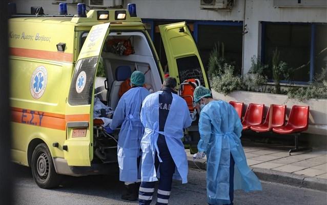 Κορωνοϊός: 510 νέα κρούσματα, 20 θάνατοι, 323 σε ΜΕΘ