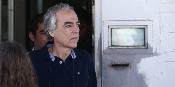 Δημήτρης Κουφοντίνας: Στο νοσοκομείο Λαμίας από την απεργία πείνας με εισαγγελική εντολή