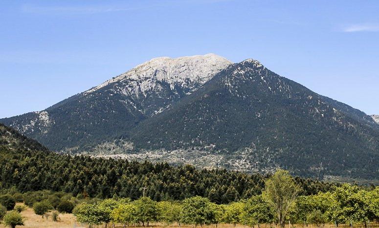 Το σημείο της Ελλάδας που έχει θερμοκρασίες κάτω υπό το μηδέν και τον Αύγουστο