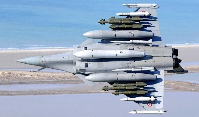 Rafale: Το σχέδιο νόμου θα τεθεί αύριο στην Επιτροπή Εξωτερικών και Άμυνας της Βουλής